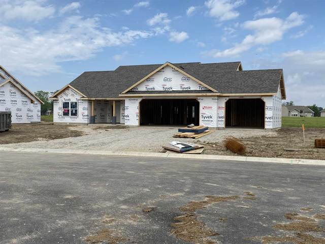 4616 W Clearlake Court, Muncie, IN 47304 (MLS #202020721) :: The ORR Home Selling Team
