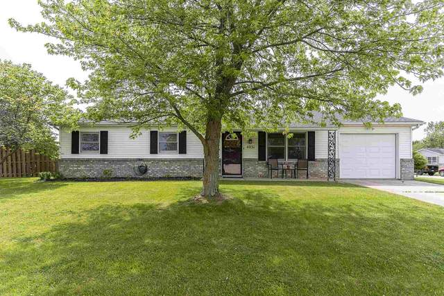 4031 Stockman Way, Woodburn, IN 46797 (MLS #202020754) :: Anthony REALTORS