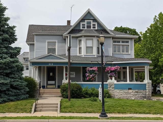 412 W Sycamore Street, Kokomo, IN 46901 (MLS #202020809) :: The ORR Home Selling Team
