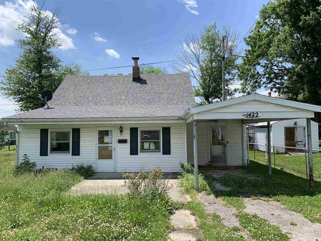 1422 S 10th Street, Richmond, IN 47374 (MLS #202020815) :: The ORR Home Selling Team