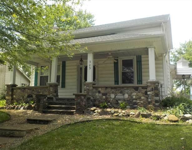 305 N Sixth Street, Pierceton, IN 46562 (MLS #202020817) :: The ORR Home Selling Team