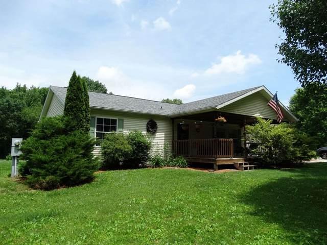 6621 N State Road 65, Hazleton, IN 47640 (MLS #202020821) :: The ORR Home Selling Team