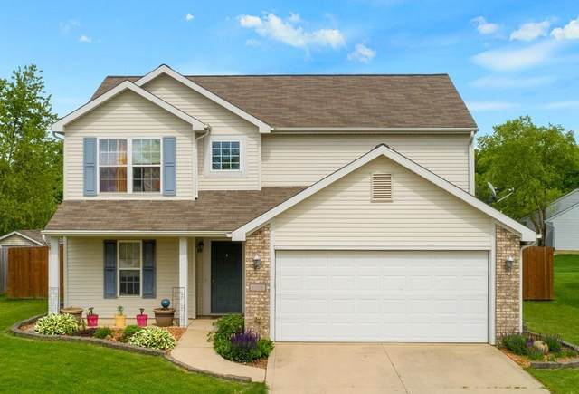 11428 Ballycastle Place, Fort Wayne, IN 46818 (MLS #202020833) :: Anthony REALTORS