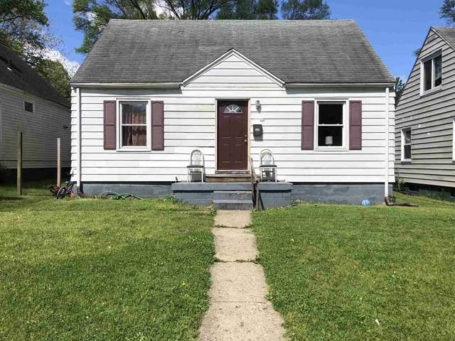 1605 N Brookfield Street, South Bend, IN 46628 (MLS #202020839) :: The ORR Home Selling Team