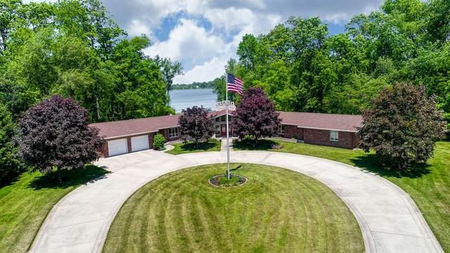 9166 E Adams - 24 Acres Road, Pierceton, IN 46562 (MLS #202020843) :: The ORR Home Selling Team