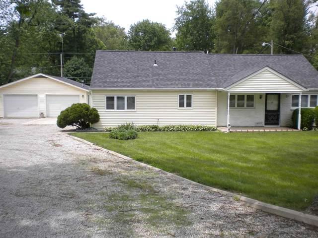 3722 Burbank Drive, Fort Wayne, IN 46804 (MLS #202020845) :: The ORR Home Selling Team