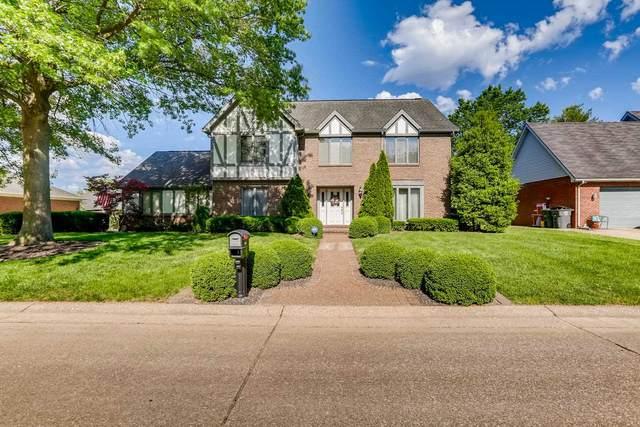300 Lant Lane, Evansville, IN 47715 (MLS #202020846) :: The ORR Home Selling Team