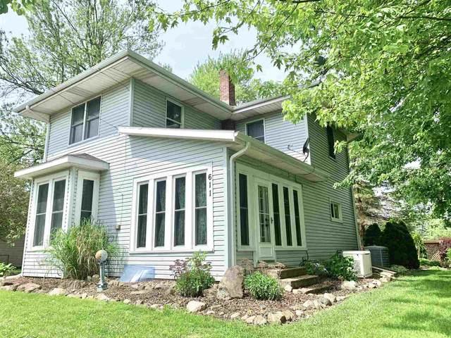 611 & 613 N Jefferson Street, Silver Lake, IN 46982 (MLS #202020852) :: The ORR Home Selling Team