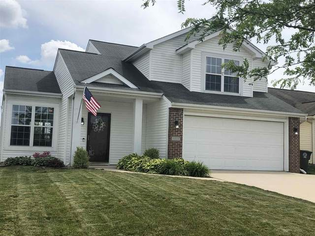 3009 Dungiven Place, Fort Wayne, IN 46818 (MLS #202020863) :: Anthony REALTORS