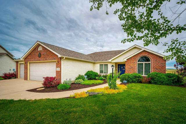 1338 W Stone Ridge Drive, Columbia City, IN 46725 (MLS #202020873) :: Anthony REALTORS
