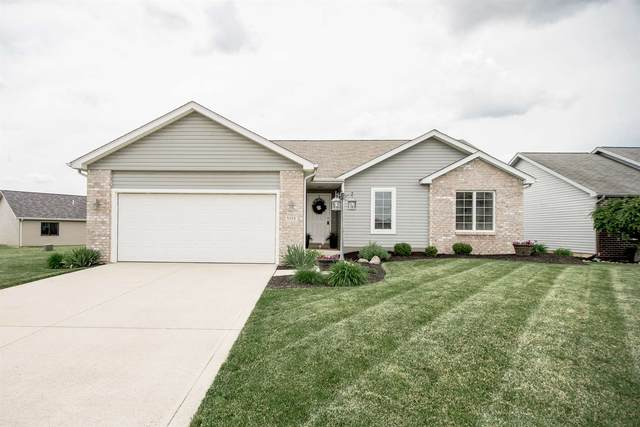 803 Newport Run, Columbia City, IN 46725 (MLS #202020880) :: Anthony REALTORS