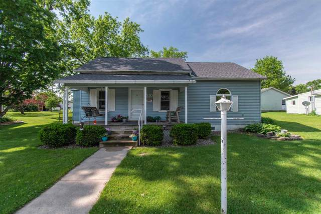 510 E Jefferson Road, Columbia City, IN 46725 (MLS #202020936) :: Anthony REALTORS