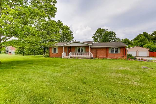 722 Myers Road, Boonville, IN 47601 (MLS #202020955) :: Anthony REALTORS