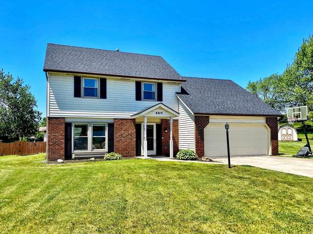 8819 Conway Court, Fort Wayne, IN 46825 (MLS #202020958) :: Anthony REALTORS