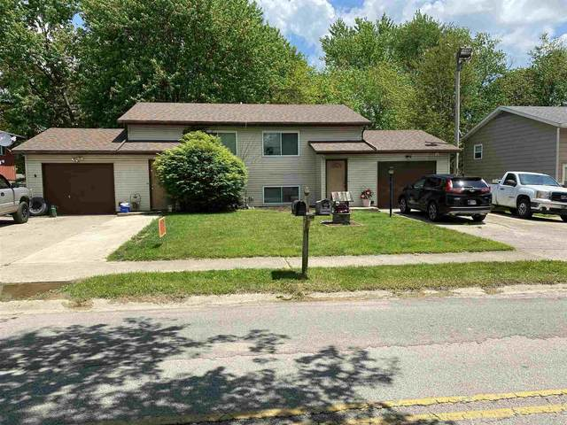 751 & 753 S Park Square Drive, Bloomington, IN 47403 (MLS #202020990) :: Hoosier Heartland Team | RE/MAX Crossroads