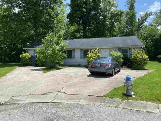 1343 & 1345 S Hickory Grove Lane, Bloomington, IN 47403 (MLS #202021191) :: Hoosier Heartland Team | RE/MAX Crossroads