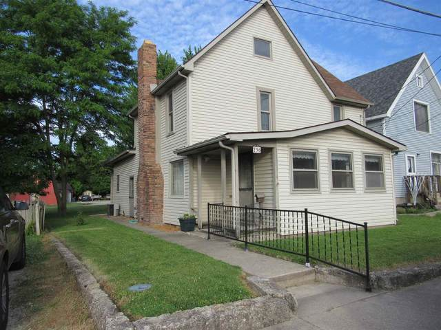 236 Oak Street, Huntington, IN 46750 (MLS #202021244) :: Aimee Ness Realty Group