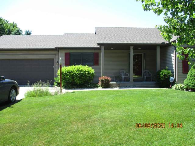23091 Montrose Park Drive South, Elkhart, IN 46514 (MLS #202021282) :: Anthony REALTORS