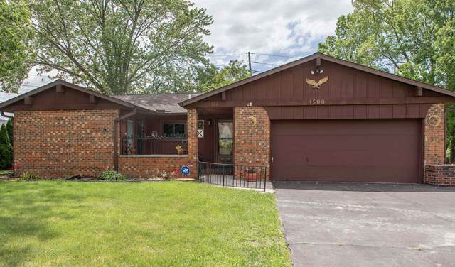 1500 Hemlock Road, Lafayette, IN 47905 (MLS #202021746) :: The Romanski Group - Keller Williams Realty