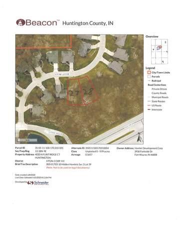 3017 E Stone Ledge Boulevard, Huntington, IN 46750 (MLS #202021770) :: TEAM Tamara