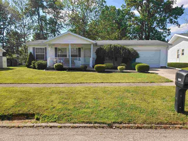 2939 Broadview Drive, Bedford, IN 47421 (MLS #202022047) :: Anthony REALTORS