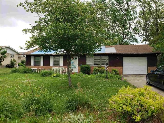101 N Charles Street, Parker City, IN 47368 (MLS #202022248) :: The ORR Home Selling Team