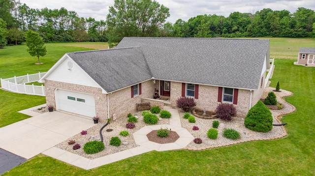 812 S Southwest Street, Fairmount, IN 46928 (MLS #202022334) :: The Romanski Group - Keller Williams Realty