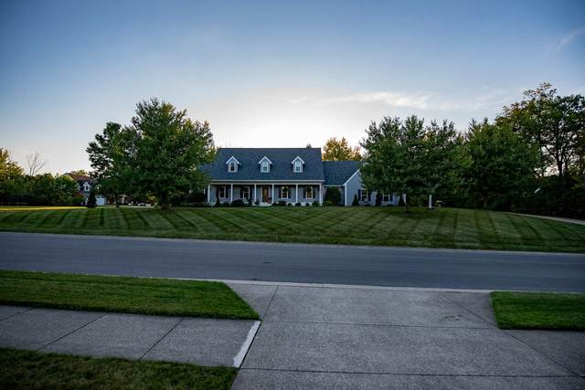 1920 Inverness Lakes Crossing, Fort Wayne, IN 46804 (MLS #202022513) :: Hoosier Heartland Team | RE/MAX Crossroads