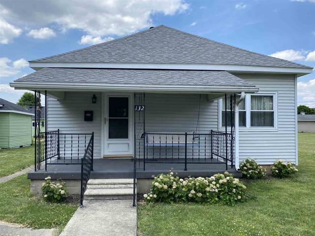 132 Second Street, Tipton, IN 46072 (MLS #202022660) :: The Carole King Team
