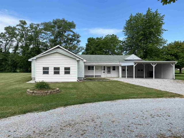 614 Berryman Pike, Tipton, IN 46072 (MLS #202022886) :: The Carole King Team