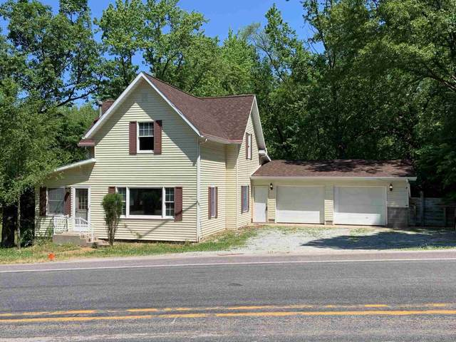 2005 E Lincoln Avenue, Goshen, IN 46528 (MLS #202023000) :: Parker Team