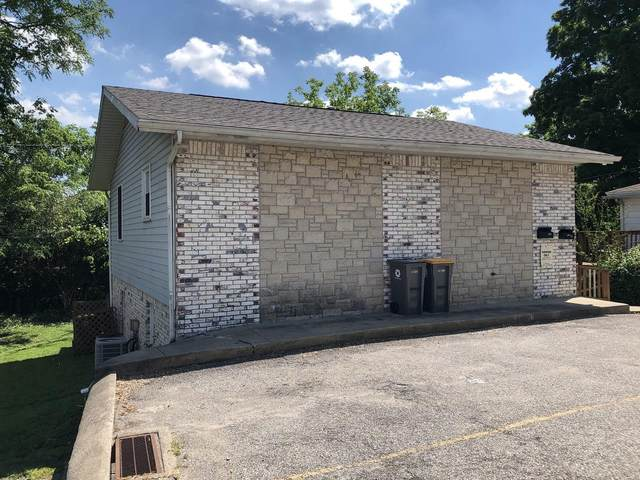 412 and 412 1/2 E Hillside Drive, Bloomington, IN 47401 (MLS #202023141) :: Anthony REALTORS