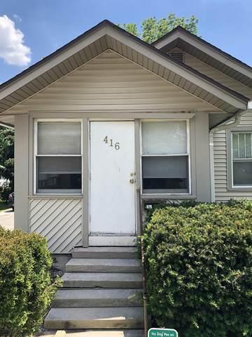 416 E Hillside Drive, Bloomington, IN 47401 (MLS #202023149) :: Anthony REALTORS