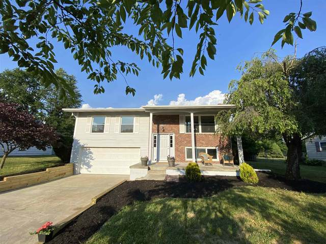 745 S Hickory Drive, Bloomington, IN 47403 (MLS #202023235) :: The Dauby Team