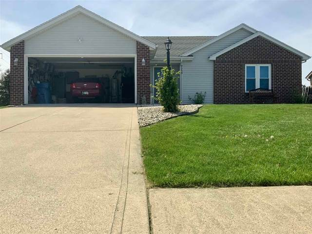 9209 Blazing Woods Trail, Fort Wayne, IN 46835 (MLS #202023248) :: The Natasha Hernandez Team