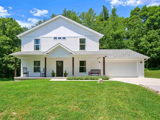 2860 S 575 W, Albion, IN 46701 (MLS #202023452) :: The ORR Home Selling Team