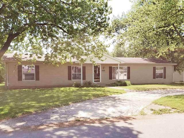 1520 N High Street, Hartford City, IN 47348 (MLS #202023548) :: The ORR Home Selling Team