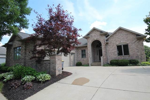 209 Rosebank Lane, West Lafayette, IN 47906 (MLS #202023563) :: Parker Team