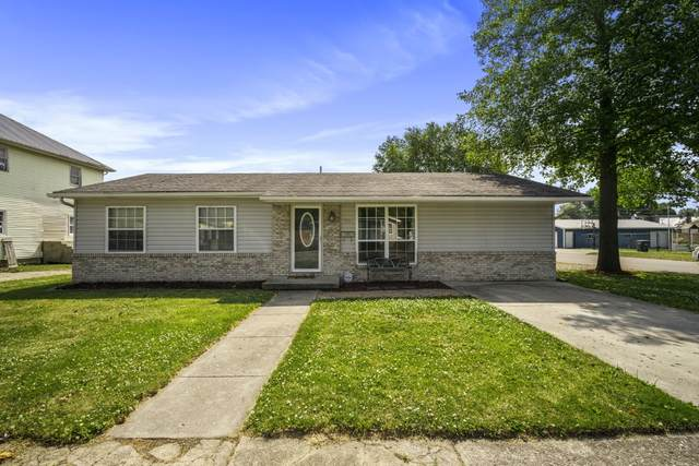 531 N East Street, Tipton, IN 46072 (MLS #202023628) :: The Romanski Group - Keller Williams Realty