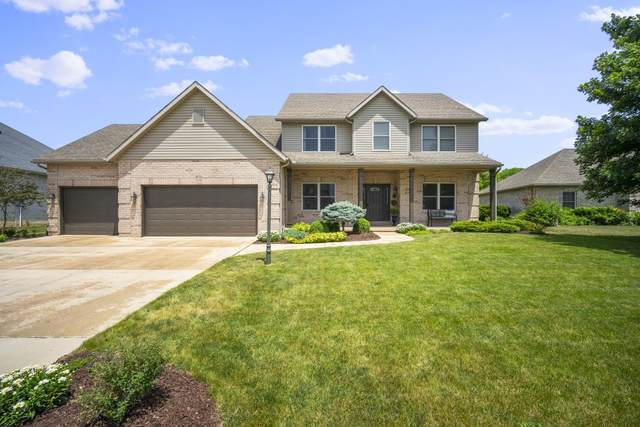 1548 Foxhaven Drive, Kokomo, IN 46902 (MLS #202023675) :: Parker Team