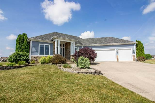 1012 Osprey Court, Kendallville, IN 46755 (MLS #202023808) :: Anthony REALTORS
