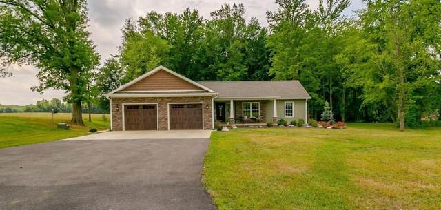 1513 S Sr 161, Rockport, IN 47635 (MLS #202023814) :: The Dauby Team