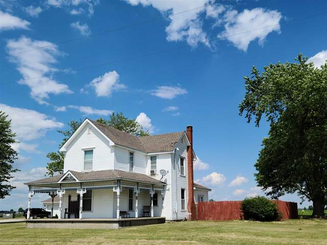 4133 N State Road 3, Hartford City, IN 47348 (MLS #202023987) :: The ORR Home Selling Team