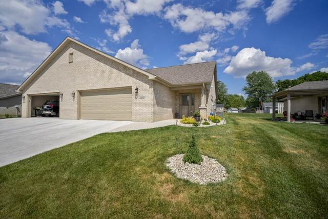1609 Hutchins Drive, Kokomo, IN 46901 (MLS #202024012) :: The Romanski Group - Keller Williams Realty