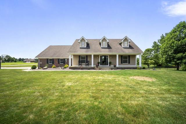 949 Meadow Run Court, Russiaville, IN 46979 (MLS #202024608) :: Parker Team