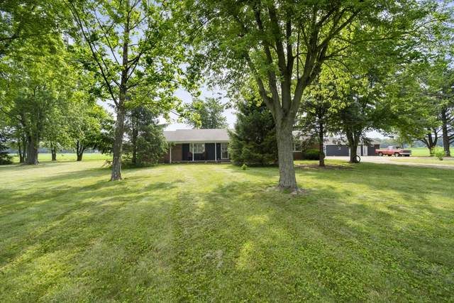 5341 N 900 West, Sharpsville, IN 46068 (MLS #202024729) :: The Carole King Team