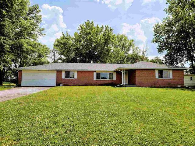3027 W 1000 North Street, Alexandria, IN 46001 (MLS #202024945) :: The ORR Home Selling Team