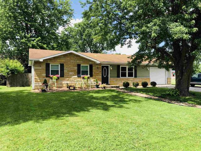 413 Wade St, Mitchell, IN 47446 (MLS #202024983) :: The Dauby Team