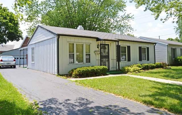 902 E Grant Street, Marion, IN 46952 (MLS #202024985) :: The Romanski Group - Keller Williams Realty