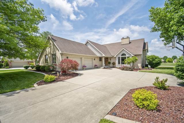 759 Riverview Drive, Kokomo, IN 46901 (MLS #202025000) :: Hoosier Heartland Team | RE/MAX Crossroads